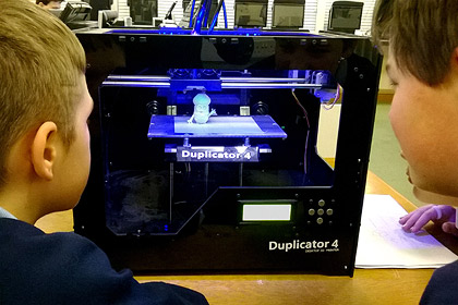 Alde Valley 3D Print Club
