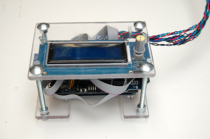Ceramic 3D printer, board